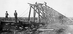 Horseguard ACR wood trestle 1911
