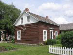 restored stopping house 'the Spruces' at Innisfail