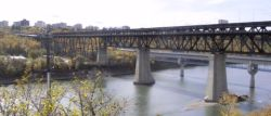 High Level Bridge Edmonton